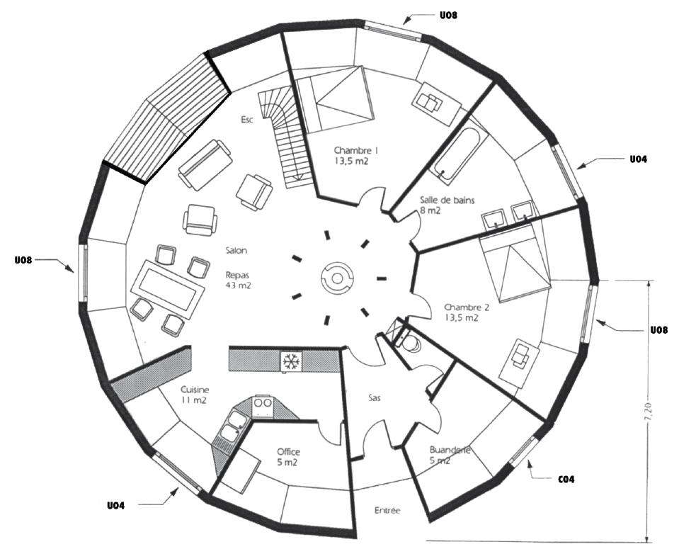 votre avis sur un plan 24 messages page 2. Black Bedroom Furniture Sets. Home Design Ideas